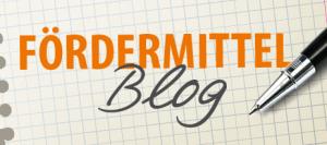 Fördermittel Blog
