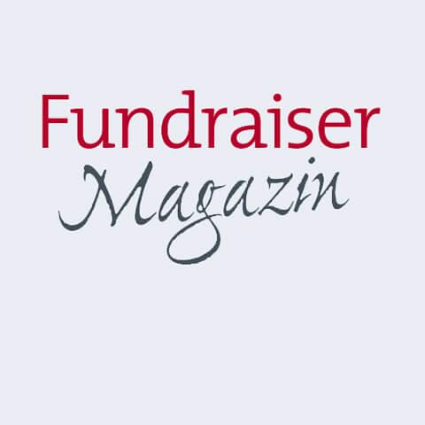 Renezsion Fundraiser Magazin Handbuch Fördermittel