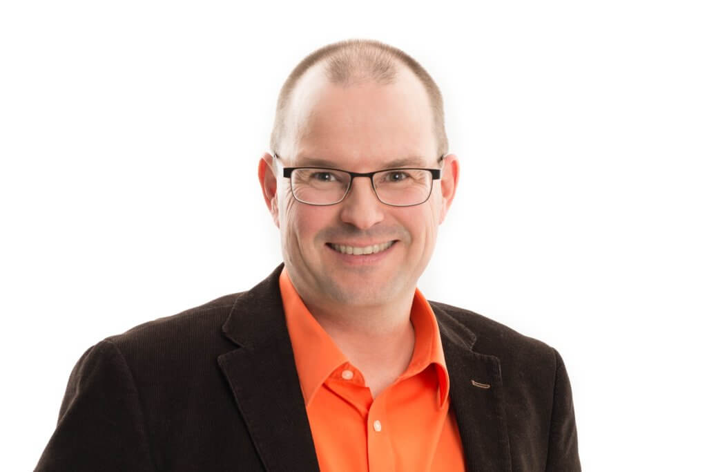 Förderexperte Torsten Schmotz